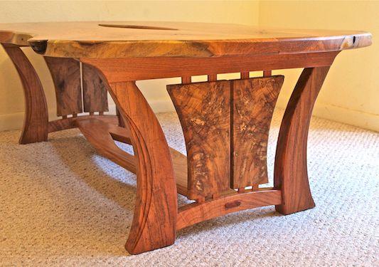 Gallery Of Custom High End Handmade Wood Furniture